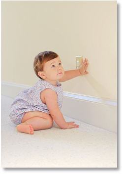 Install Child Safety Outlet | Nisat Electric | Frisco, TX